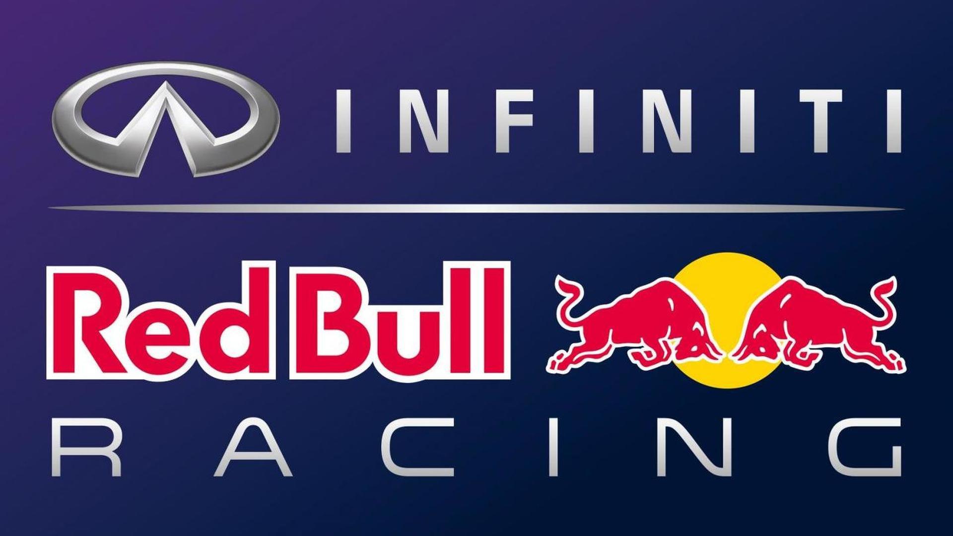 infinity red bull logo
